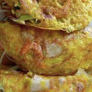 Bánh xèo hải sản tôm thịt