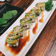 sushi cuốn bơ