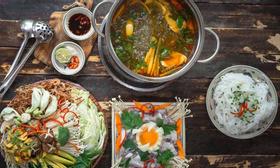Lẩu Mắm Ninh Kiều - Hàng Bún