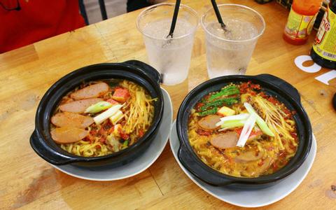 Zé Food - Món Hàn Quốc
