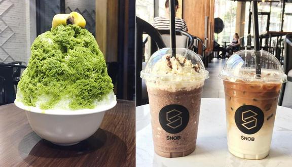 SNOB Coffee - Trần Hưng Đạo