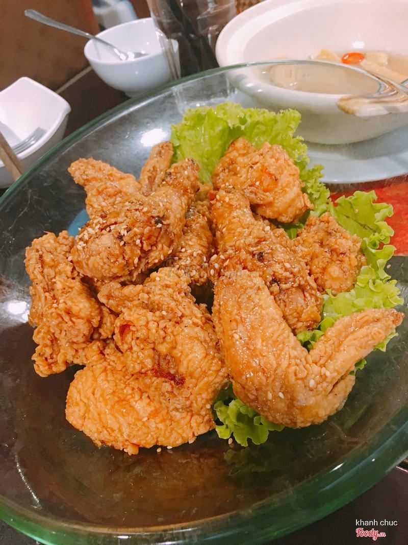 cánh gà rán