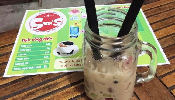Syn's Milk Tea