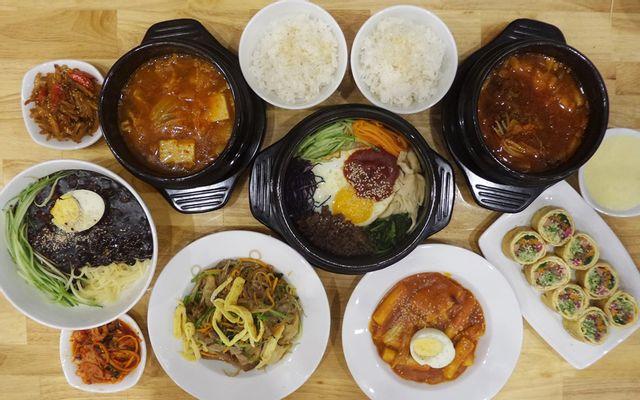 Hallyu - Korean Fast Food - Đường 3 Tháng 2