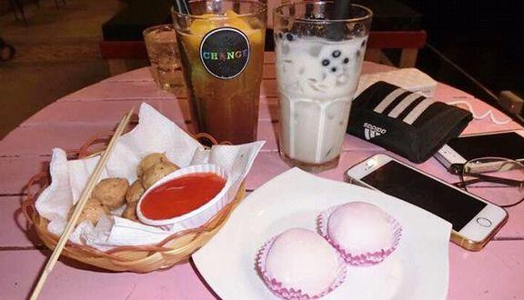 Change Nosh Station - Drink & Dessert