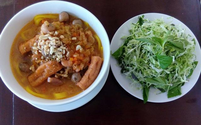 Thu Trang - Bún Bò Huế & Mì Quảng Chay