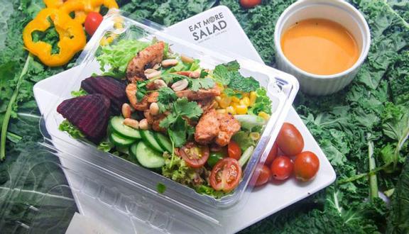 Eat More Salad - Shop Online - Hoàng Dư Khương