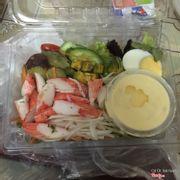 Salad thanh cua