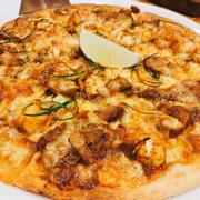Pizza lẩu thái tomyum
