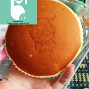 Bánh phô mai ông già xuất xứ từ Hàn Quốc
