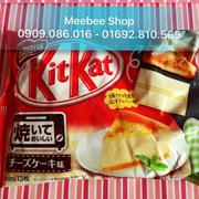 Kitkat phô mai: 135k/13 thanh