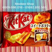 Kitkat khoai lang nướng: 130k