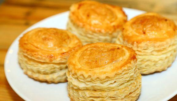 Chí Chảy - Bánh Pateso