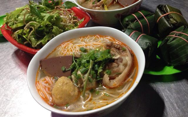 Bún Bò Mỹ Tâm - Trần Cao Vân