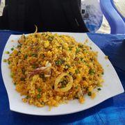 Cơm rang hải sản