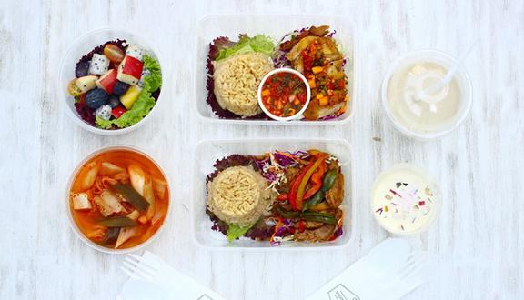 Saigon Kitchen Club - Món Ăn Giảm Cân