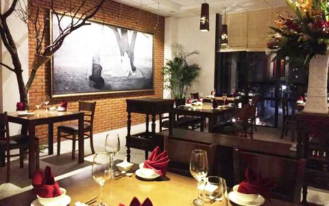 Các nhà hàng Chay ok nhất Saigon