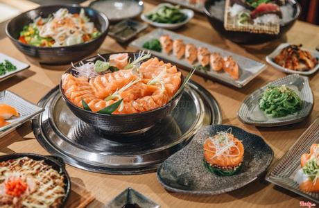 Isushi Triệu Việt Vương - Nhà Hàng Buffet Nhật Bản