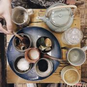 Set tea