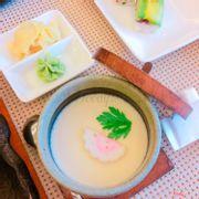 trứng hấp kiểu Nhật : 4 x 24k  96k