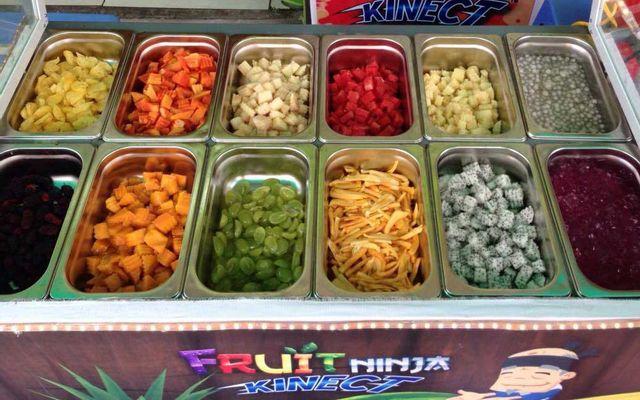 Fruit Ninja - Ăn Vặt Các Loại
