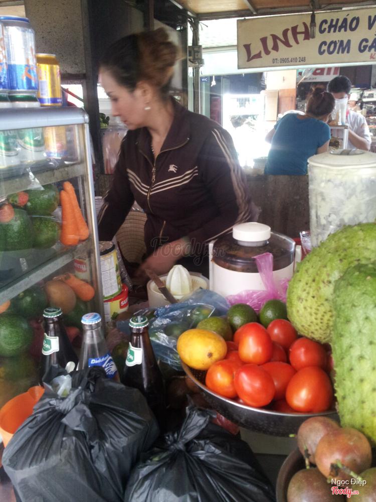 Lại - Sinh Tố ở Khánh Hoà