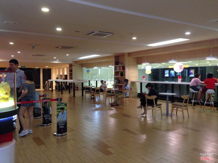 Lotte Cinema - Nowzone ở TP. HCM