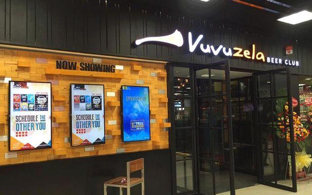 Vuvuzela Beer Club - Lotte Mart Gò Vấp