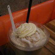 Cafe caramel đá xay