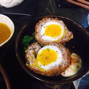 tôm bọc trứng chiên giòn