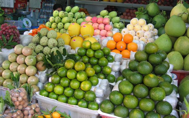 Chợ Hòa Cường