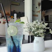 soda blueberry