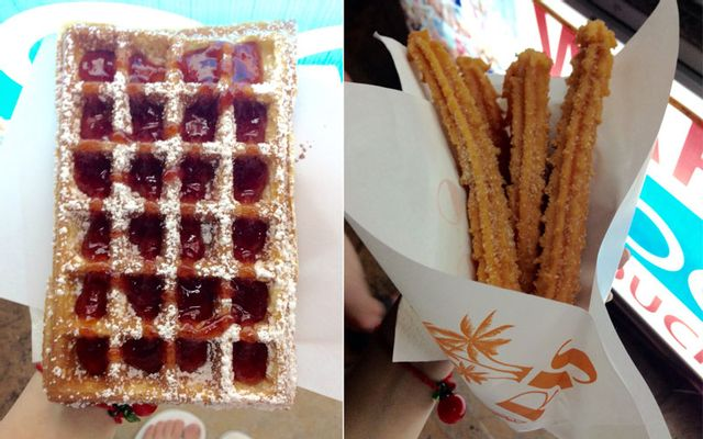Coco' Paris - Churros & Waffles