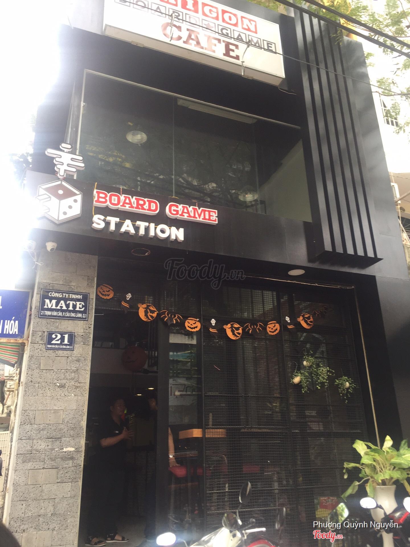 Board Game Station - Trịnh Văn Cấn ở Quận 1, TP. HCM | Album tổng hợp |  Board Game Station - Trịnh Văn Cấn | Foody.vn
