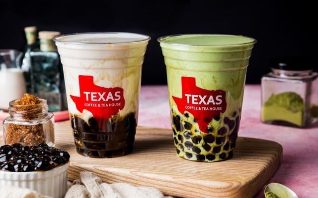 Texas - Coffee & Tea House