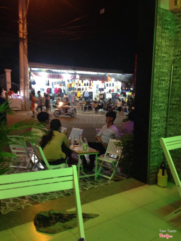 Xích Đu - Trà Sữa, Kem Trái Cây & Ăn Vặt ở Khánh Hoà