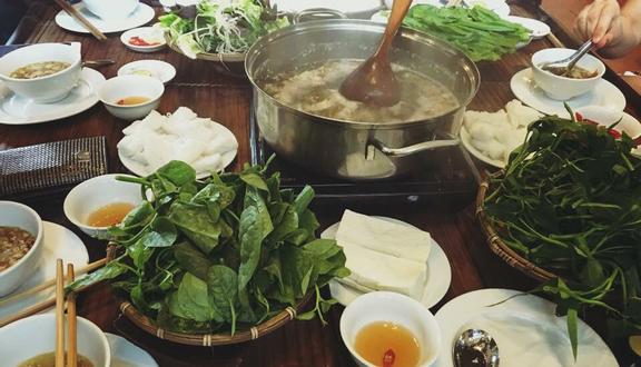 Lẩu Cua Đồng - Thị Trấn Xuân Mai