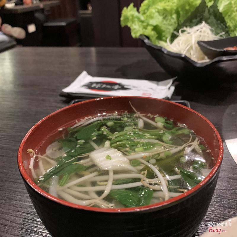 Soup rau