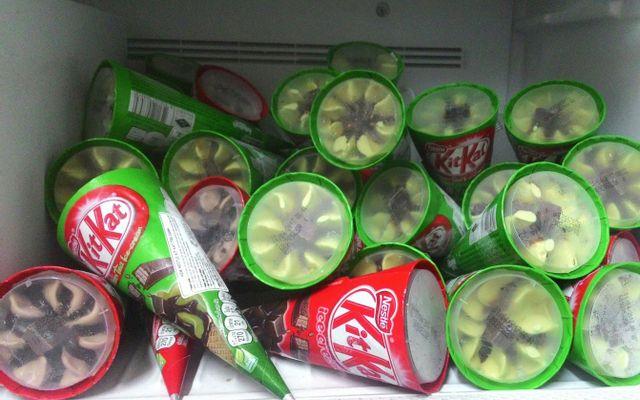Kem Kitkat Trà Xanh - Shop Online