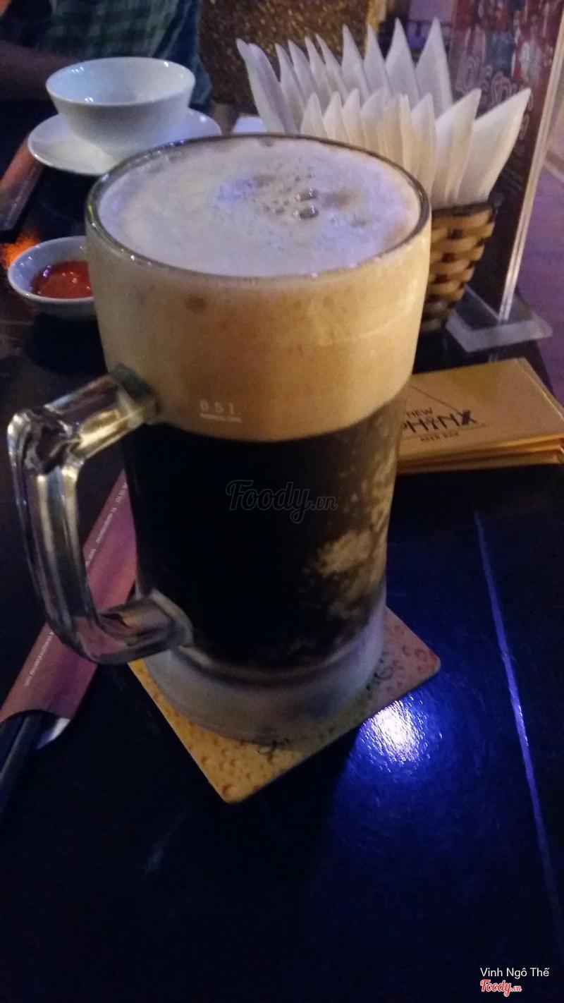 bia đen Sphinx