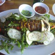 cá lóc nướng bẹ chuối