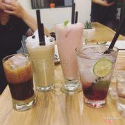 Quán có view đẹp, rất hợp cho những ai thich sống ảo ;)) đồ uống ngon, giá lại rẻ, nhân viên nhiệt tình ^^