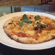 pizza hải sản 280k++