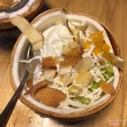 Kem xôi dừa - 35k