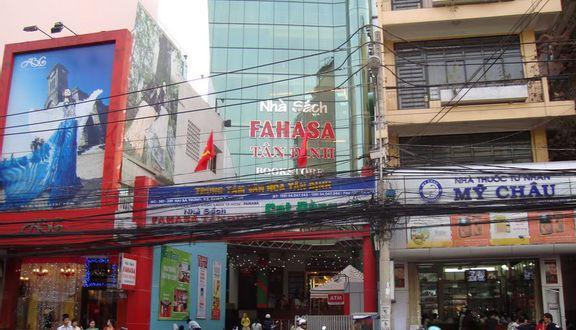 Nhà Sách Fahasa Tân Định ở Quận 1, TP. HCM | Foody.vn