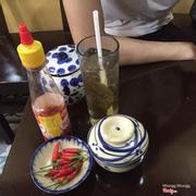 trà lá dứa