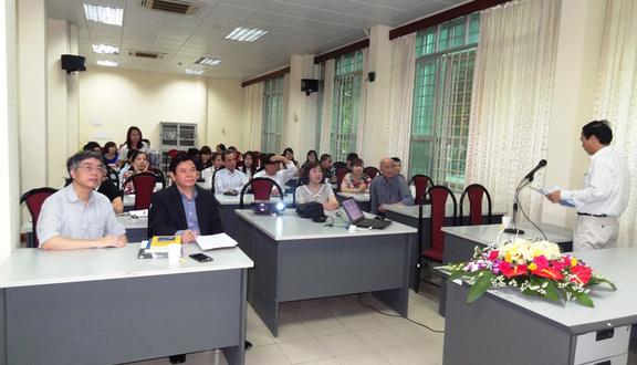 Viên Hàn Lâm Khoa Học Và Công Nghệ Việt Nam
