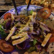 My Bacon Sausage Salad!!!