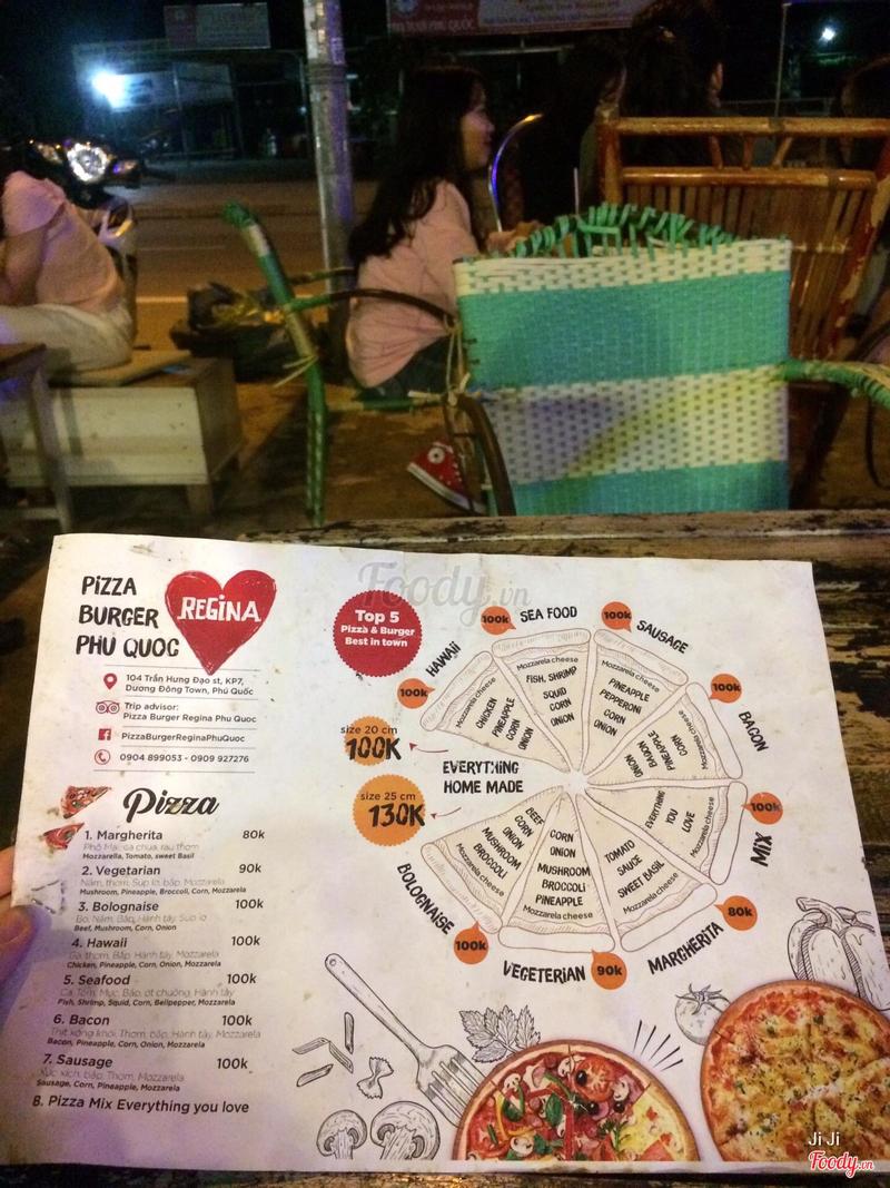 I love their pizzas!
