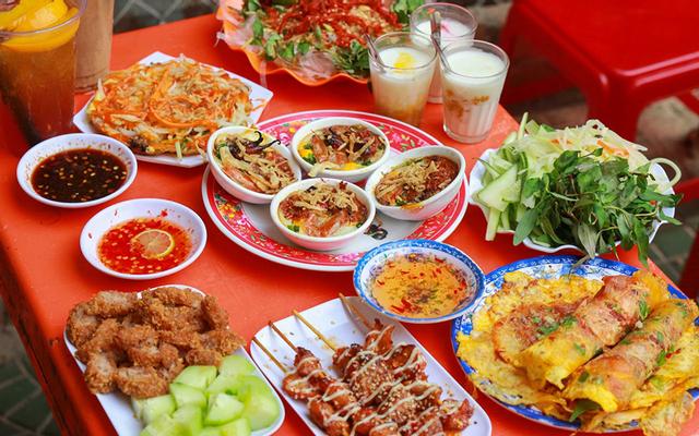 Quán Khánh - Bánh Ép Huế & Ăn Vặt - Hải Phòng